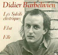 Cover Didier Barbelivien - Didier Barbelivien [1982]
